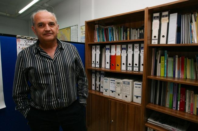 José Reina, nuevo presidente de la Fava