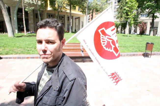 Alberto Sánchez, de UGT