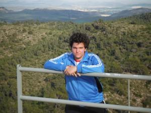 Miguel Ángel Requena, de MeteoHellín