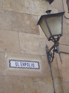 calle del Expolio, Salamanca, opinión, Albacete