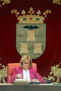 Carmen Bayod, debate estado municipio, gestión, ayuntamiento, albacete