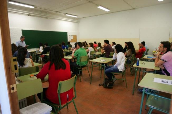 oposiciones, maestros, enseñanza, primaria, infantil, educación, Albacete